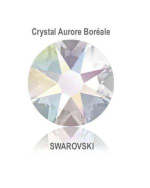 Crystal AB ss10(diametre 3 millimetre)PACK de 40